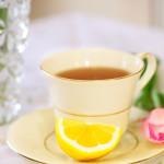 Cup of Delicious Relaxing Tea