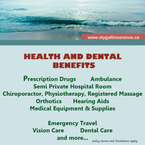 Manulife Flexcare Health Benefits
