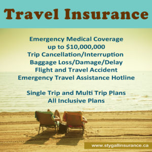 Manulife Travel Insurance Benefits