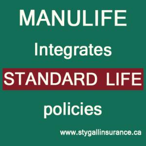 Manulife integrates Standard Life Policies