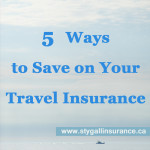 Travel Insurance - 5 Ways to Save