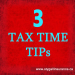 3 Tax Time Tips
