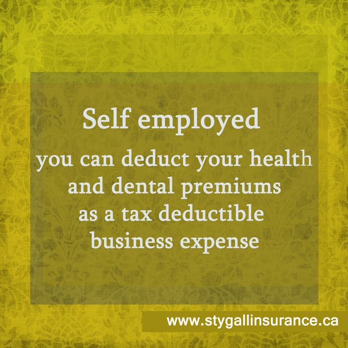 Individual Health Insurance - Deduction of Premiums