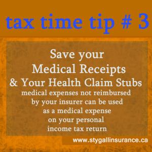 Tax Time Tip # 3