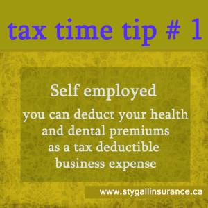 Tax Time Tip #1