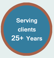 Serving clients over 25+ years