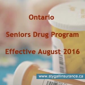 Ontario-Senior-Drug-Benefit-Changes