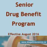 Ontario Senior Drug Benefit Program